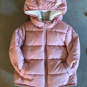 GAP Puffer Hooded Coat